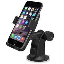 Easy One Touch Car Mount (iPhone) - Svart