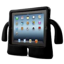 Barnfodral iPad 2/3/4 - Svart