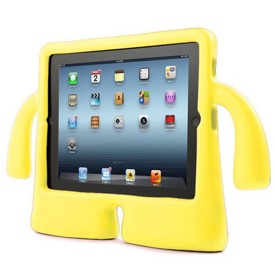 Barnfodral iPad 2/3/4 - Gul