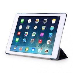 Tri-fold fodral till iPad 9.7 2017, Mörkblå