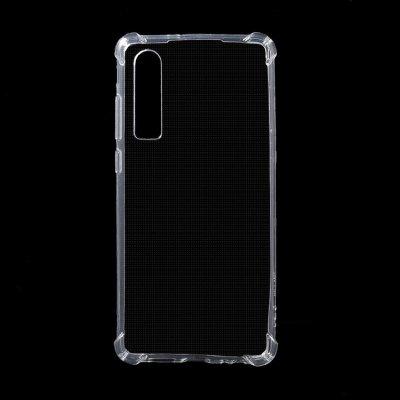 TPU Skal För Huawei P30 - Transparent