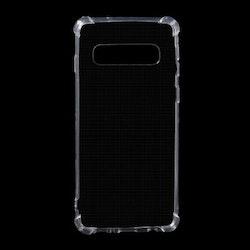 TPU Skal För Samsung S10 - Transparent