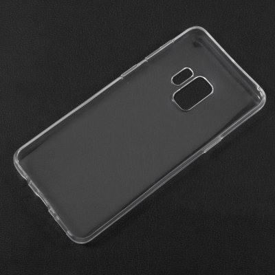 TPU Skal Till Samsung S9 - Transparent