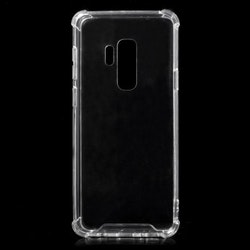 TPU Skal För Samsung S9 Plus - Transparent
