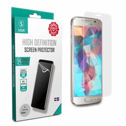 SiGN Skärmskydd i härdat glas till Samsung Galaxy S7