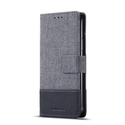 Muxma Plånboksfodral Till Samsung Galaxy Note 10 - Svart
