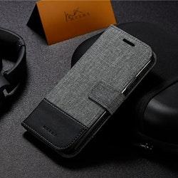 Muxma Plånboksfodral Till iPhone 11 Pro Max - Svart