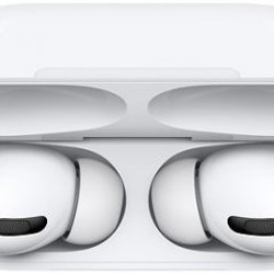 Apple AirPods Pro med Laddningsetui - Vit