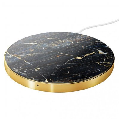 IDEAL FASHION QI CHARGER PORT LAURENT MARBLE