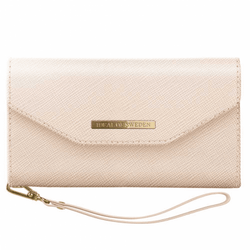 IDEAL MAYFAIR CLUTCH TILL IPHONE 11 - BEIGE