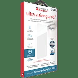 INVISIBLESHIELD ULTRA VISIONGUARD+ SKÄRMSKYDD TILL SAMSUNG GALAXY S20 ULTRA