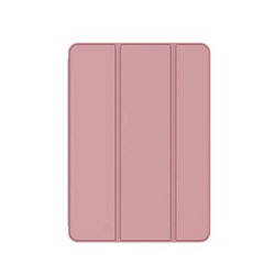 Tri-fold fodral till iPad Mini 4 - Mini 2019 - Rosa