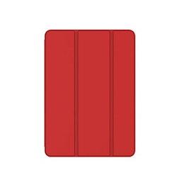 Tri-fold fodral till iPad Mini 4 - Mini 2019 - Röd