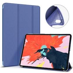 Tri-fold Fodral för iPad Pro 11 2018 - Mörkblå