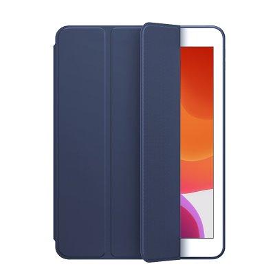 """Flip Fodral med Stativfunktion för iPad 10.2"""" 2019 - Mörkblå"""