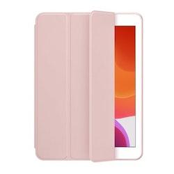 """Flip Fodral med Stativfunktion för iPad 10.2"""" 2019 - Rosa"""