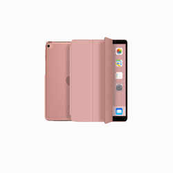 IPAD AIR 2019 / IPAD PRO 10.5 VIKBART SMART FODRAL STATIV ROSE