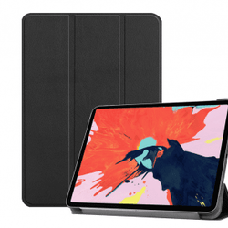 Tri-Fold Tablet Fodral till iPad Pro 12.9 (2018) - Svart
