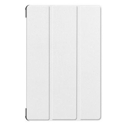 "Tri-fold Fodral för Samsung Galaxy Tab S6 10.5"" - Vit"