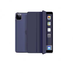 """Tri-fold Fodral med Stativfunktion för iPad Pro 12,9"""" 2020 - Blå"""