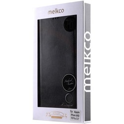 MELKCO WALLETCASE IPHONE 6/6s/7/8 PLUS - SVART