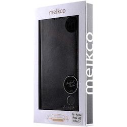 MELKCO WALLETCASE IPHONE 6/6s/7/8 PLUS - SVART