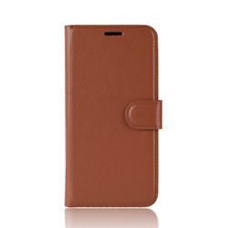 Crazy Horse Fodral till Samsung Galaxy A51 - Brun