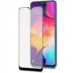 Celly Skärmskydd i Härdat Glas för Samsung Galaxy A20e