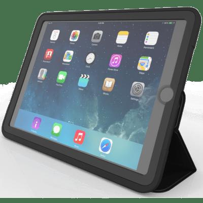 ZAGG RUGGED Messanger skal till iPad 9.7 2017/2018 - Svart