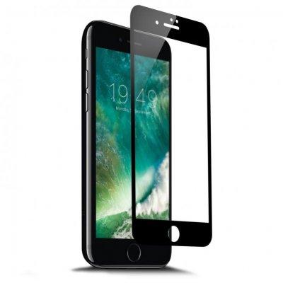 Skärmskydd 10D Heltäckande Full Fit för iPhone 6/6s/7/8/SE 2020 - Svart