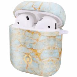 Celly Aircase Skydd till Laddningsfodral för Apple AirPods - Marmorerat
