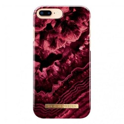 IDeal Fashion Skal för iPhone 6-6S-7-8 Plus - Claret Agate