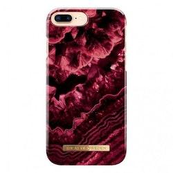 IDeal Fashion Skal för iPhone 6-6S-7-8 Plus - Claret Agate