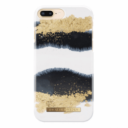IDeal Fashion Case för iPhone 6-6S-7-8 Plus - Gleaming Licorice