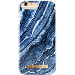 IDEAL FASHION CASE IPHONE 6/6S/7/8 PLUS INDIGO SWIRL