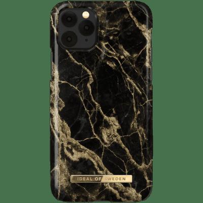 IDeal Fashion Skal för iPhone X/XS/11 Pro - Golden Smoke Marble