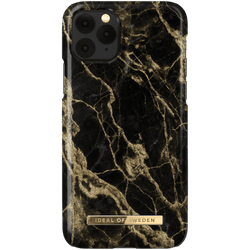 IDeal Fashion Skal för iPhone X/XS/11 Pro - Golden Smoke Marble