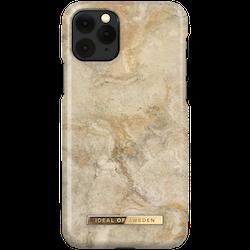iDeal Fashion Skal för iPhone X/XS/11 Pro - Sandstorm Marble