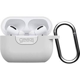 Gear4 Apollo Fodral till Laddningsetui för Apple AirPods Pro - Vit