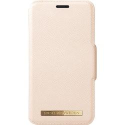 IDEAL Fashion Plånboksfodral till iPhone 6, 6S, 7, 8 & SE 2 - Saffiano Beige
