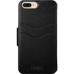 IDEAL Fashion Plånboksfodral till iPhone 6, 6S, 7, 8 Plus - Svart