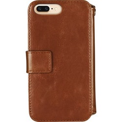 iDeal Of Sweden Slim Magnet Wallet iPhone 6, 6s, 7, 8 Plus - Brun