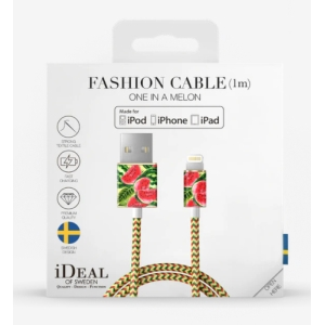 IDEAL FASHION CABL LIGHTNING (1M) - ONE IN A MELON