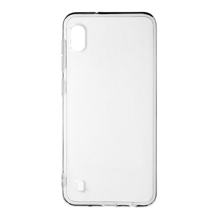 TPU Skal för Samsung Galaxy A10 - Transparent