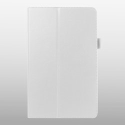 Fodral för Samsung Galaxy Tab E 9.6 - vit