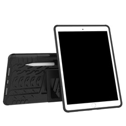 Hybridskal till iPad Pro 10.5 2017 & iPad Air 10.5 2019 - Svart