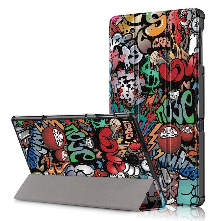 Fodral för Samsung Galaxy Tab A 10.5 T590/T595 - Tecknat
