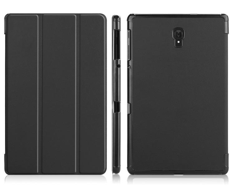 Tri-fold Fodral för Samsung Galaxy Tab A 10.5 - Svart