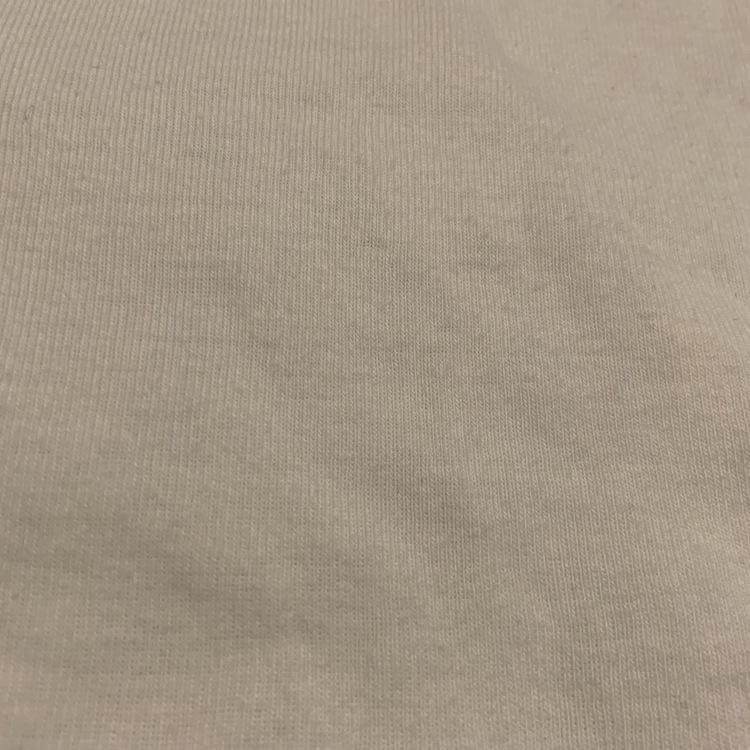 Vit kortärmad body med brunt nalle, kanin och text tryck från Lindex stl 56