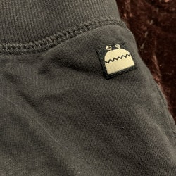 Mörkblå byxor från Kaxs stl 56